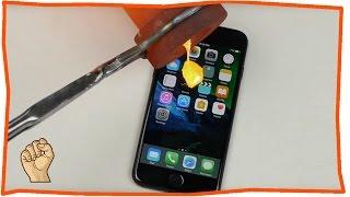 Iphone 7 - подборка краш-тестов | #2
