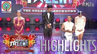 PGT Highlights 2018: Julius at Rhea, muling napahanga ang PGT Judges sa kanilang final performance