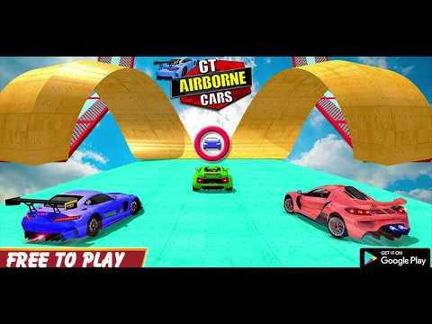 nitro gt cars airborne: transform race 3d hack