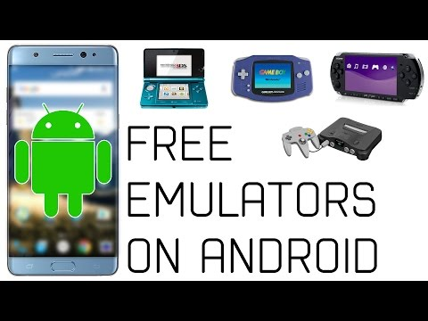 How To Install FREE Emulators On Android! -GBA, NDS, PSP, PS1, N64! (NO ROOT)