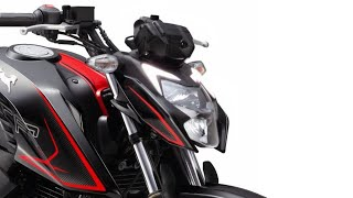 New TVS APACHE 200 ABS - Price and features