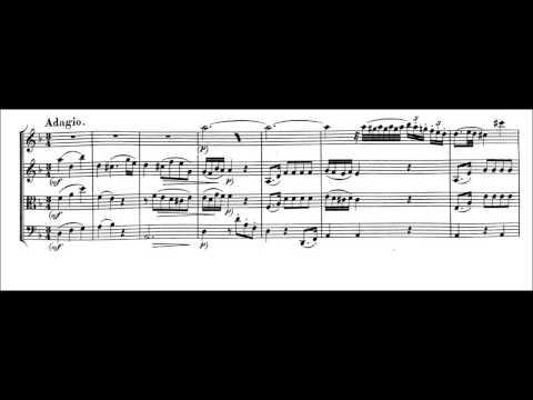 Mozart - Oboe Quartet in F major, K.370/368b Complete with Sheet Music