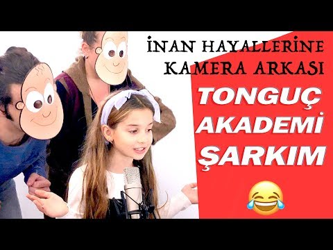 İnan Hayallerine Kamera Arkası Ecrin Su Çoban & Tonguç Akademi