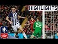 Liverpool 2-3 West Brom | Rodriguez Double Stuns Reds! | Emirates FA Cup 2017/18