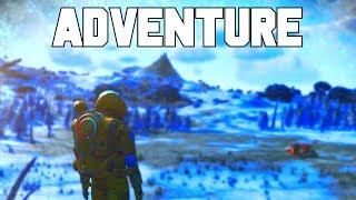 SPACE MISADVENTURES! - No Man's Sky: NEXT Multiplayer Gameplay