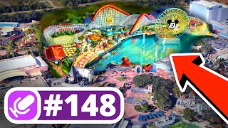 PIXAR PIER-STYLE AREA RUMORED FOR HOLLYWOOD STUDIOS! | The Magic Weekly Episode 148