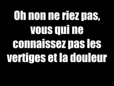 Indila   Tourner dans le vide   lyrics(paroles)