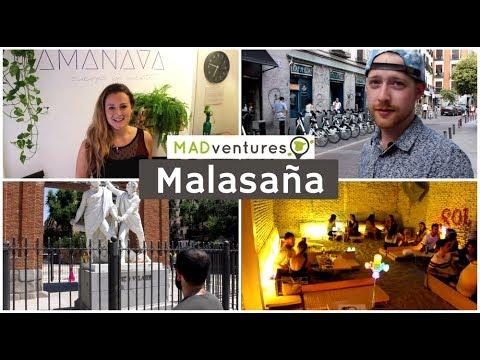 The wonderful Malasaña neighborhood / Barrio Malasaña | MADventures