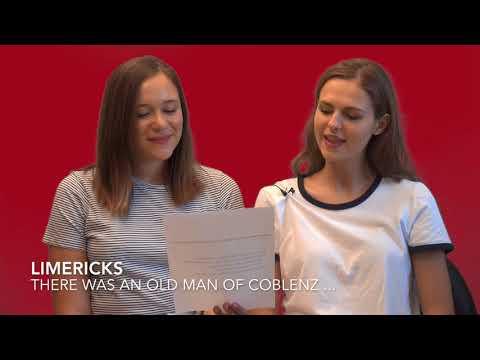 Teachific - Limericks 'Coblenz' by Edward Lear