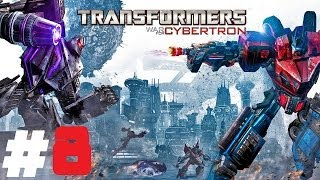 Transformers War For Cybertron Autobot Pt 8 Ps3 Nice Flying Autobots