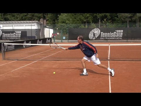 Thumbnail: Tennis Tip - How to Position Yourself to Cover the Net Better