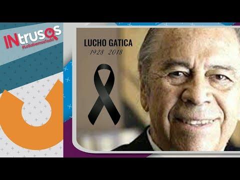 Lucho Gatica muere a los 90 años de edad    INtrusos