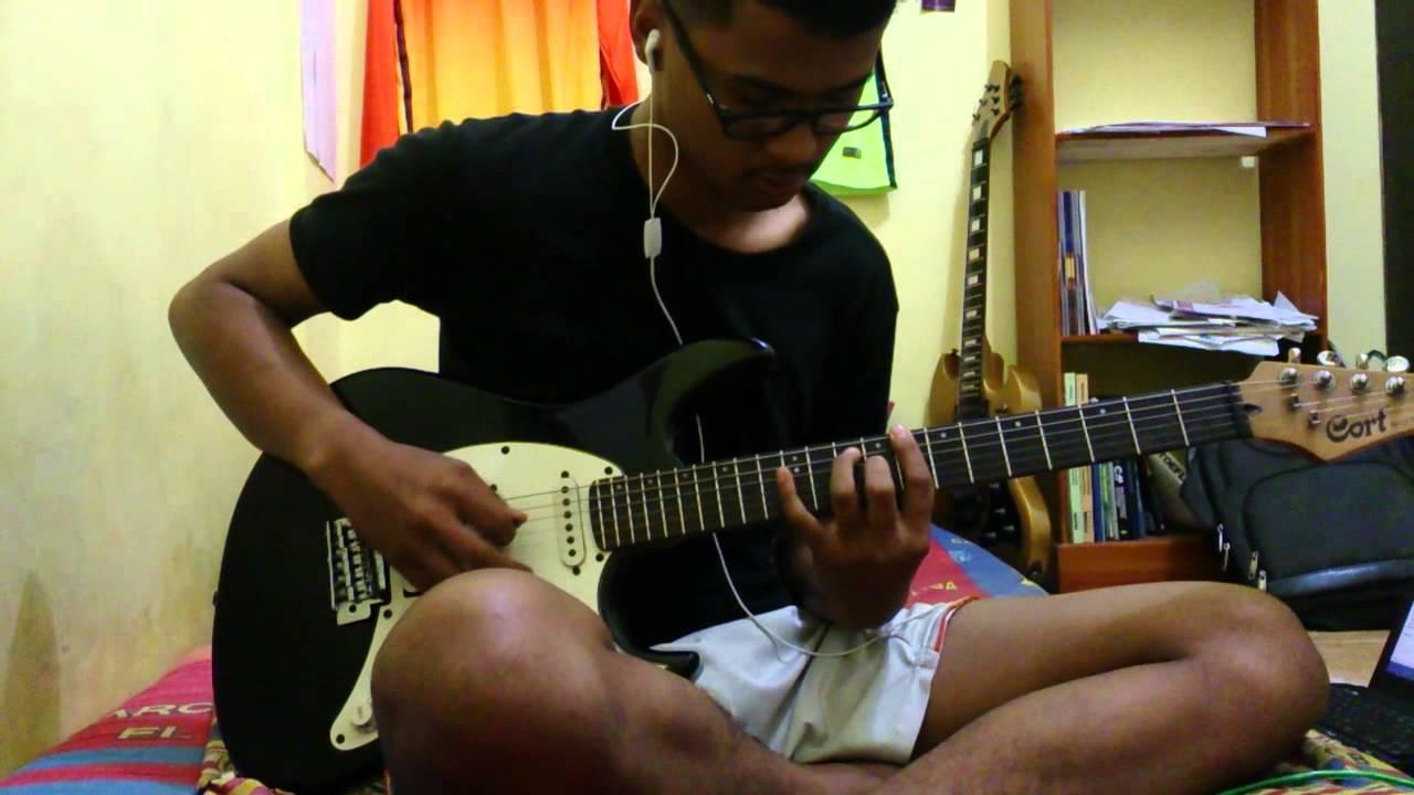 I feel fine guitar