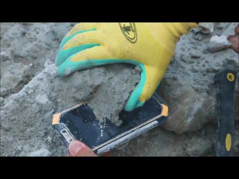 """""""Tough As Nails"""" Rugged Smart Phone Blackview BV6000 Available in South Africa"""