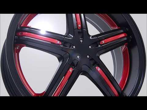 Новые диски R18 5x105 ET 38 7,5