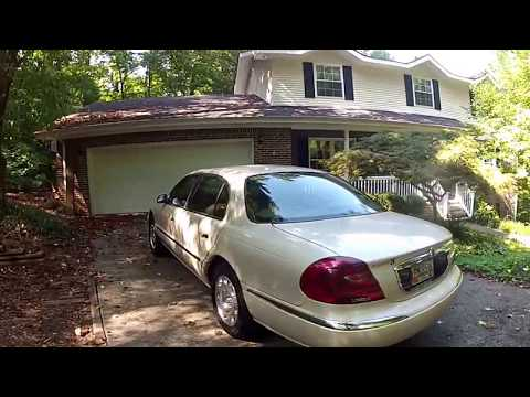 1998 1999 2000 2001 2002 Lincoln Continental owner review test drive