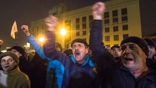Марш абураных беларусаў за 1 хвіліну |  Марш рассерженных белорусов за 1 минуту