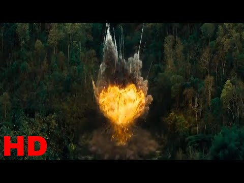 Rambo - Detonating TallBoy Bomb.