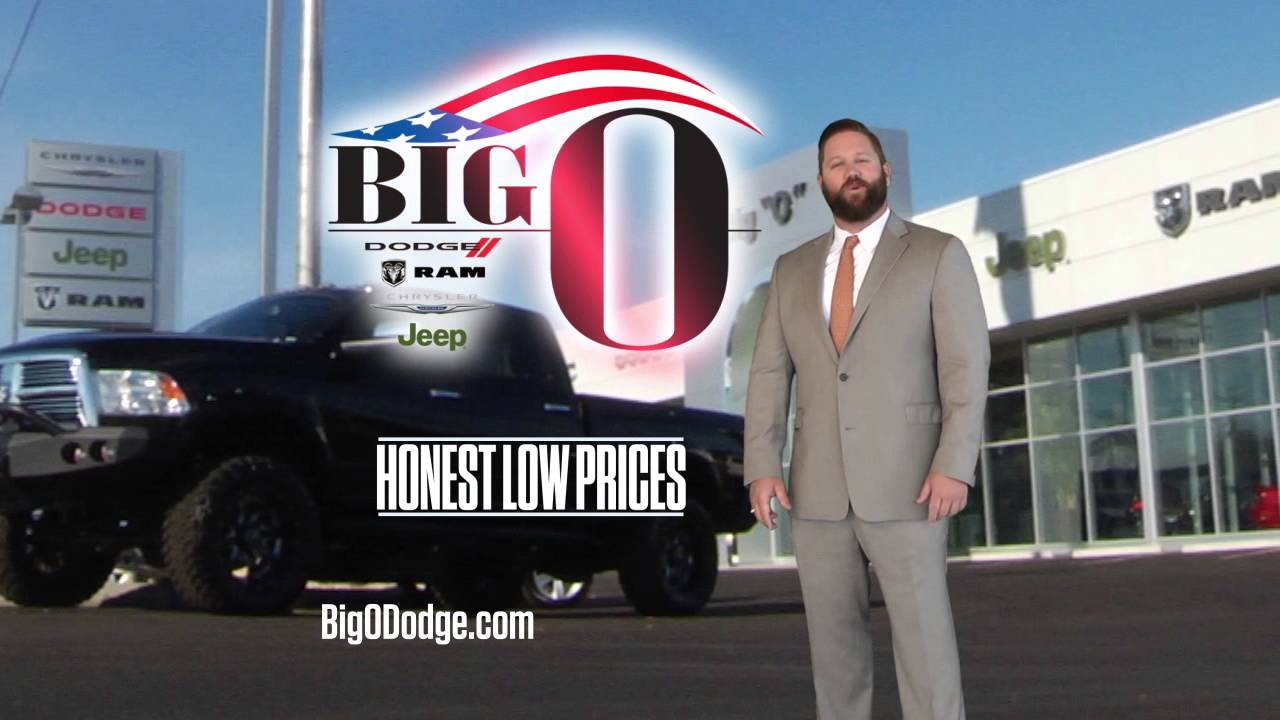 New Ram Prices Greenville, SC Big O Dodge Chrysler Jeep Ram