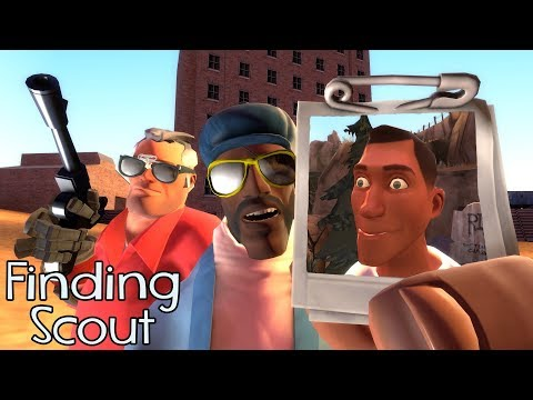 [TF2 Gmod] Finding Scout