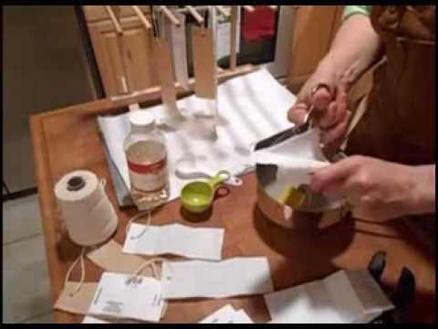 Homemade Fly Paper - Eco-Friendly!