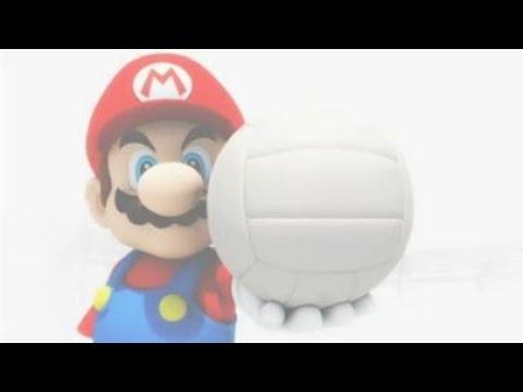 Mario Sports Mix (Wii U) - Volleyball - Mushroom Cup (Hard)