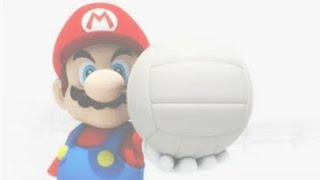 Mario Sports Mix (Wii U) - Volleyball - Mushroom Cup (Hard)