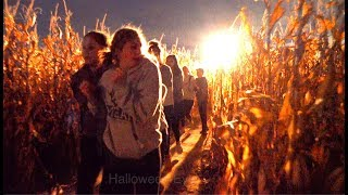 Terror In The Corn Haunted Hayride Maze Walk Through