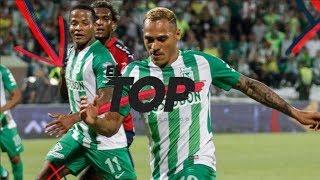 5 goles maravillosos de Aldo Leao Ramírez en el fútbol colombiano | El Top de Win Sports