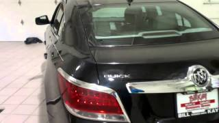 Pre owned 2012 Buick lacrosse walk around