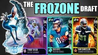 THE FROZONE DRAFT! PLAYER FROM THE COLDEST CITY IN EVERY ROUND! Madden 18 Draft Champions