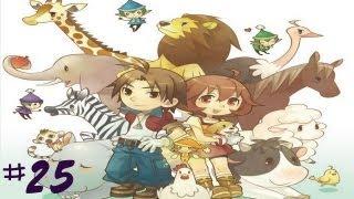 """Harvest Moon: Animal Parade  * Ep. 25 * """"Eunice the Giraffe & Trunks the Elephant"""""""