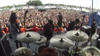 Issues - Mad At Myself [Live at Orlando Warped Tour]