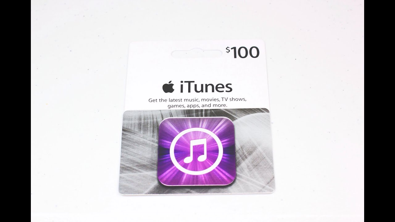 how to add an itunes card