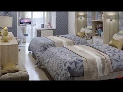 Интерьер 3-х комнатной квартиры в новостройке ЖК Мир Митино
