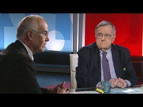 Shields and Brooks on President Trump's 'angry mob' rhetoric