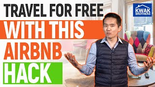 Gambar cover How to Travel For Free | Airbnb Travel Hack