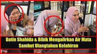 Datin Shahida & Bibik Mengalirkan Air Mata Sambut Birthday Tanpa Dato Aliff Syukri Keluarga XLengkap