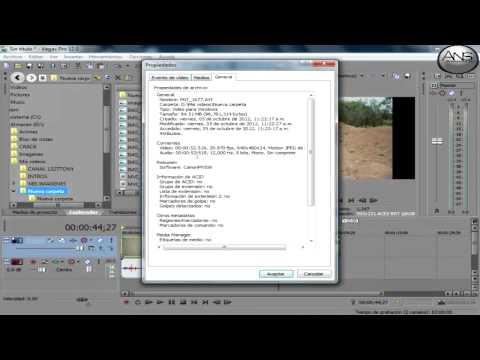 tutorial sony vegas pro 12 parte 1 español