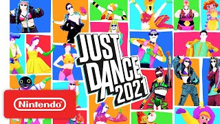 Just Dance 2021 - Official Song List Sneak Peek - Nintendo Switch