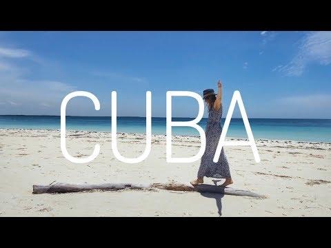 CUBA 2018 - Travel Video HD - Cuba en 15 jours : La Havane, Vinales, Cienfuegos, Trinidad. Osmo+