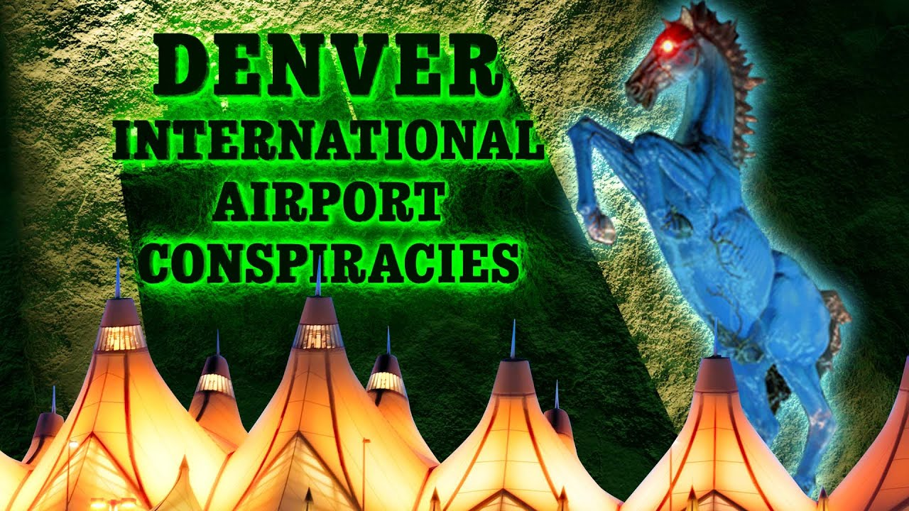 Denver Airport Conspiracy: THE TRUTH REVEALED
