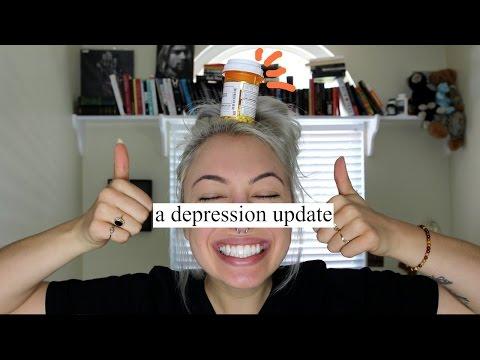 I'm on antidepressants! woo!