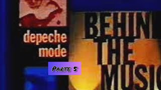 "DEPECHE MODE - BEHIND THE MUSIC - ""MTV""(En  ESPAÑOL) Parte 5 y Final"