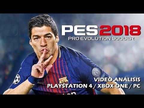 PES 2018 | Análisis GameProTV