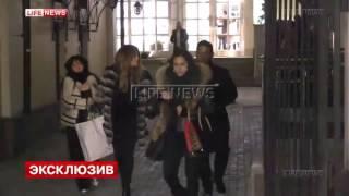 Дженнифер Лопес устроила в Москве шопинг после свадьбы Гуцериева