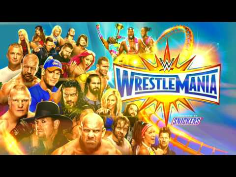 WWE Wrestlemania 33 2017 - All Theme Songs
