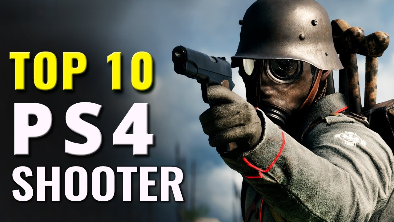 Top 10 Best Ps4 Military Shooter Games Youtube