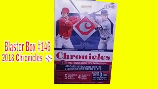 Stressed out before opening a blaster box(2018 Chronicles)