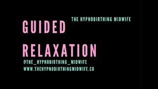 Gambar cover GUIDED RELAXATION
